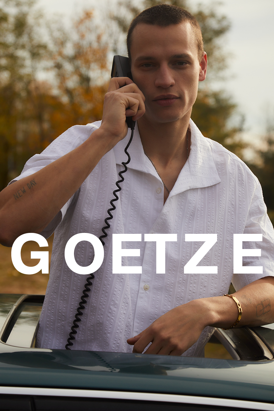 collectiveinterest artist management GOETZE CAMPAIGN SS19